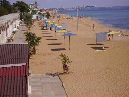 ТОК Золотой Пляж (Домики)