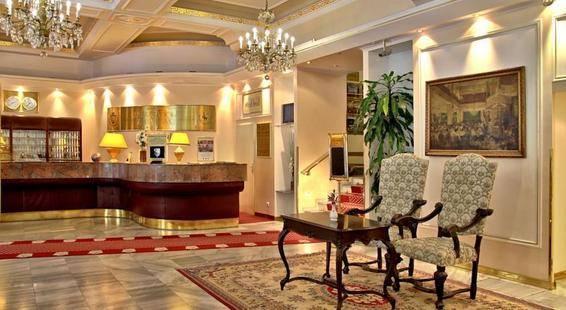 Ambassador Zlata Husa Hotel