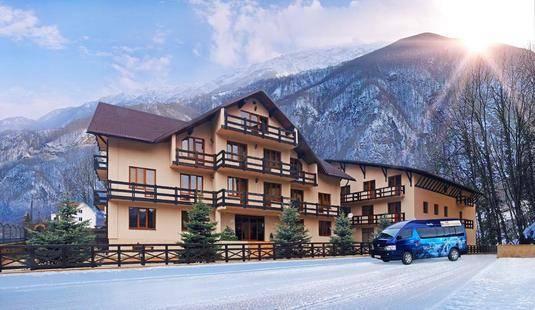 Отель Гала Альпик