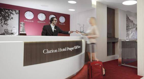 Clarion Old Town Hotel