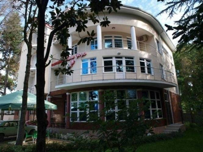 Гостиница Алая Роза