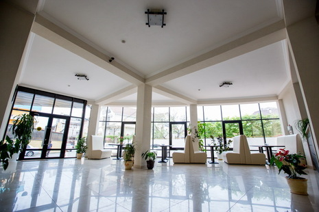 Гостиница Аквариум