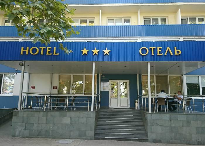 Отель Атлантика (Ex. Оптима Севастополь)