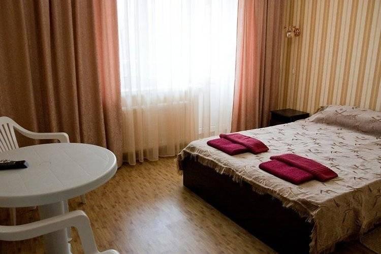 Отель На Эскадронной