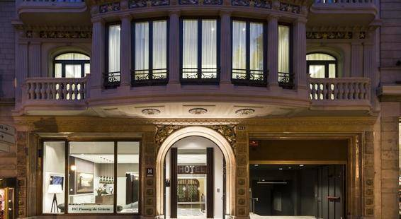 Catalonia Passeig De Gracia Hotel