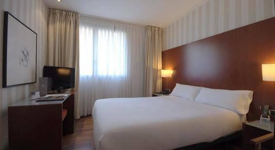 Zenit Borrell Hotel