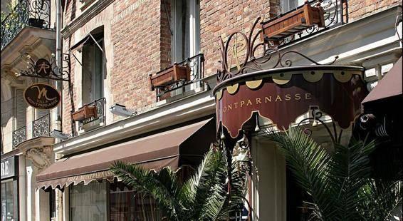 Villa Montparnasse