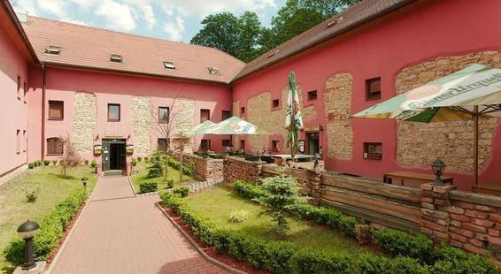 Stary Pivovar Hotel