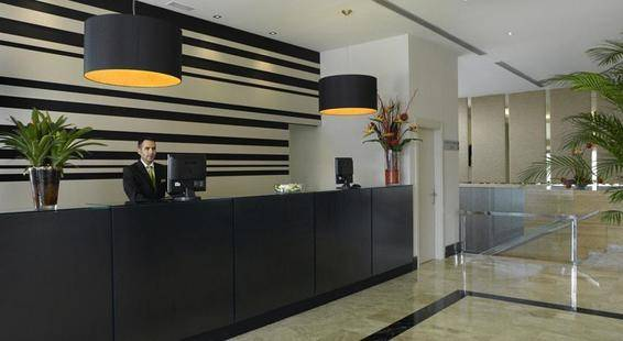 Sercotel Ciutat De Montcada Hotel