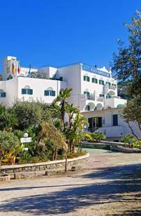 Punta Imperatore Hotel