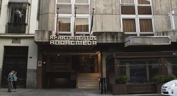 Apartamentos Andromeda