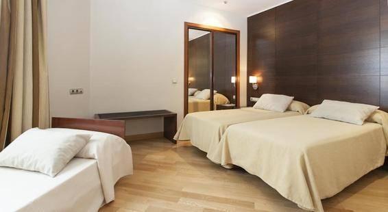 Fc Villalba Hotel