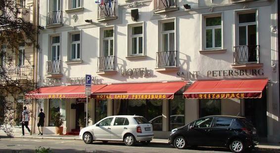 Saint Petersburg Hotel