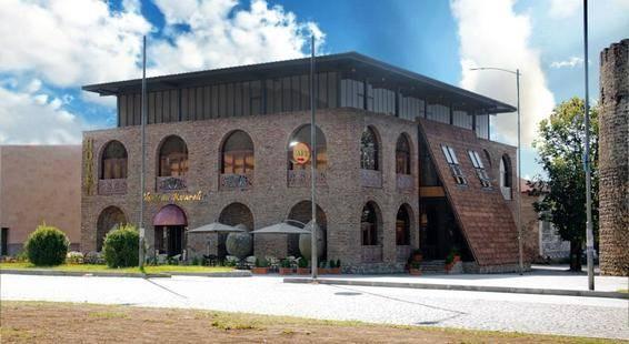 Chateau Kvareli Hotel