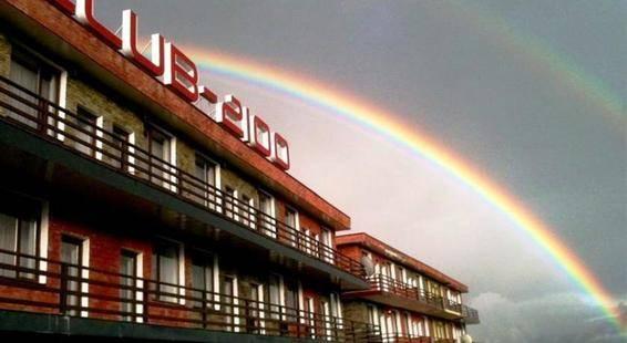 Club 2100 Hotel