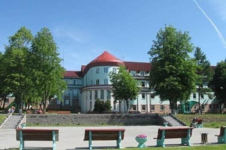 Санаторий Белорусочка