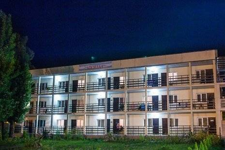 Гостиница Апсилаа