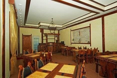 Гостиница Вилла Леона