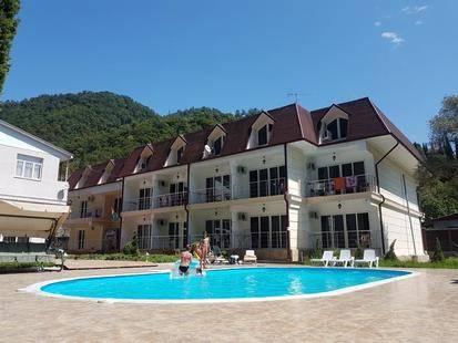 Гостиница Царская Аллея