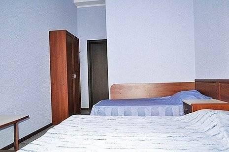 Отель Оливия
