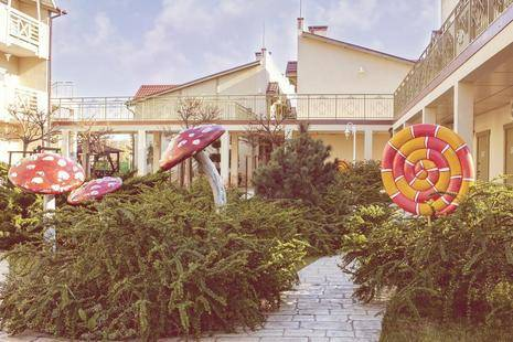 Alean Family Resort & Spa Doville (Ex. Довиль Отель)