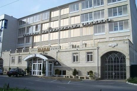 Отель Паллада