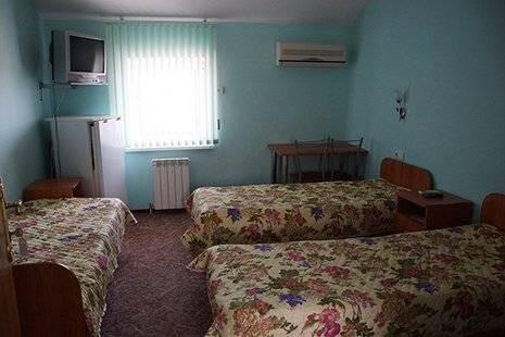 Гостевой Дом Альтаир Витязево