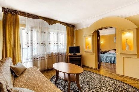 Гостиница Золотой Якорь
