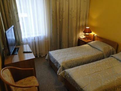 Отель Балтийская Корона