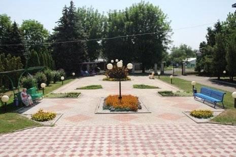 Санаторий Металлург