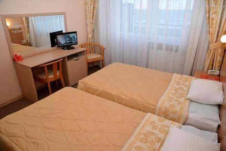 Отель Самбия