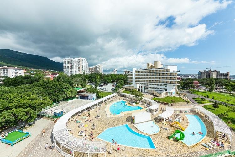 Alean Family Resort & Spa Biarritz (Ex. Сосновая Роща Отель)
