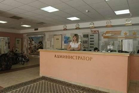 Пансионат Ласточка