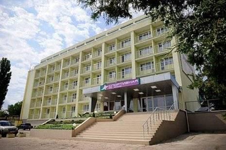 Гостиница Спортивная