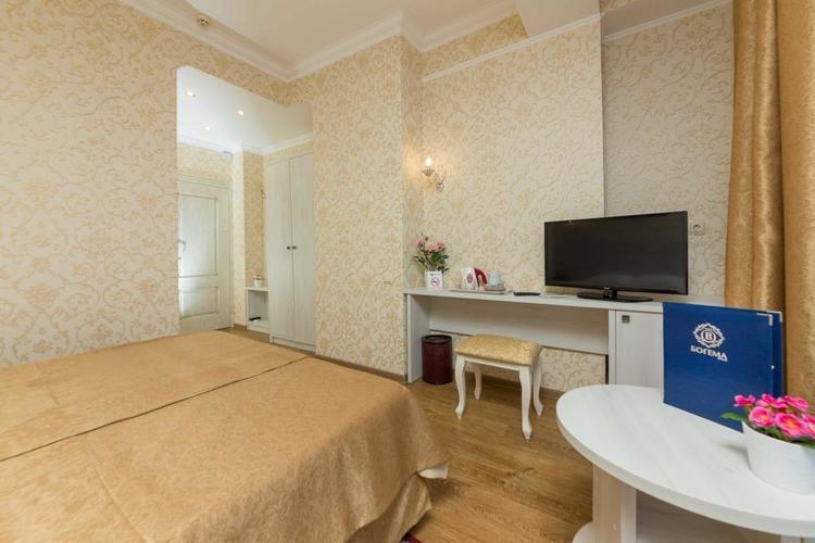 Отель Богемания (Ex. Богема)