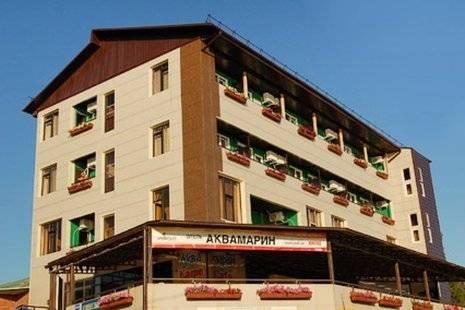 Отель Аквамарин