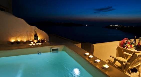Santorini`S Balcony Art House
