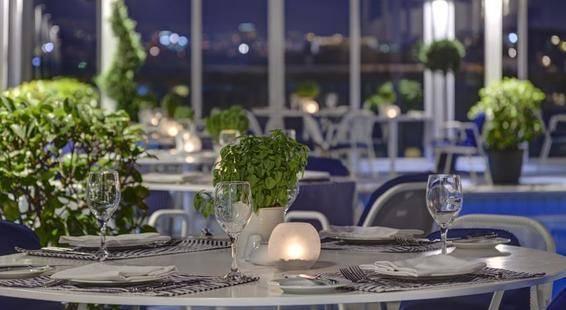 Athens Ledra Marriott Hotel