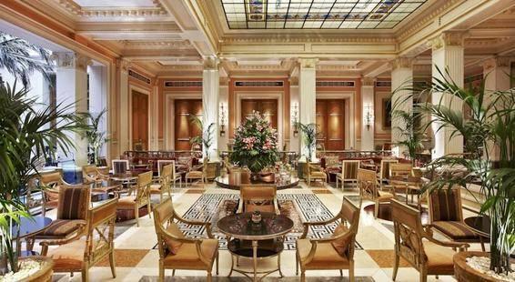 Grande Bretagne Hotel