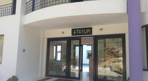 Atrium Of Alonissos Hotel