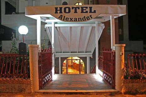 Alexander Giardini Naxos