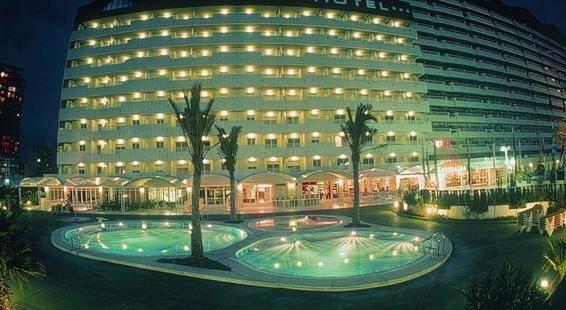 Ar Roca Esmeralda Hotel