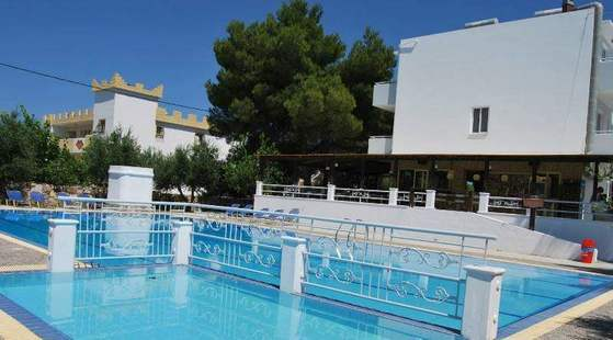 Efessos Beach Hotel (Adults Only 14+)