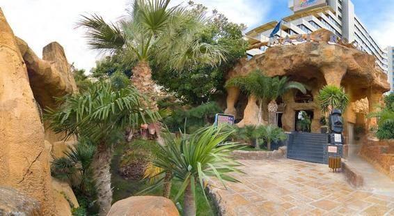 Magic Aqua Rocks Gardens