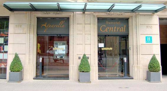 Sunotel Central