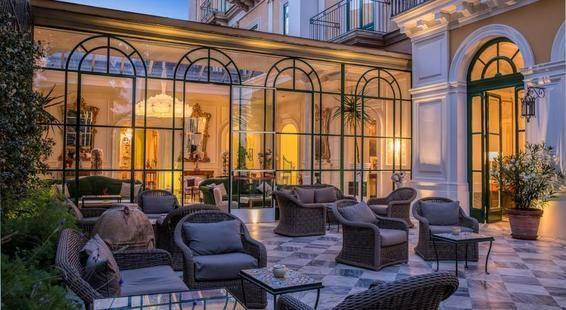 Bellevue Syrene Hotel