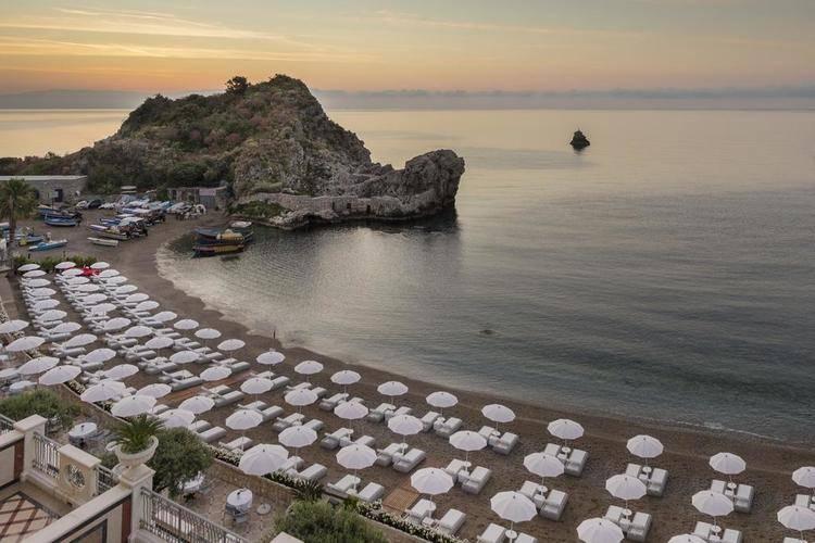 Voi Mazzaro Sea Palace Grand Hotel