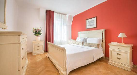 Suite Home Prague Hotel
