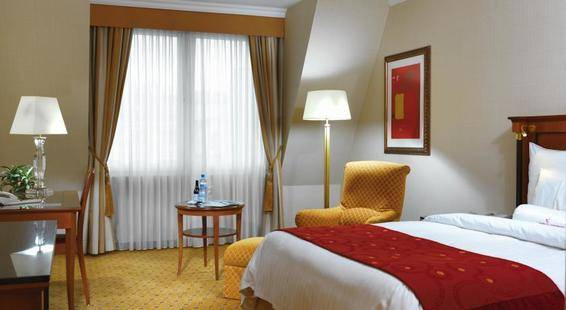 Prague Marriott Hotel