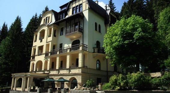 Spa Hotel St. Moritz